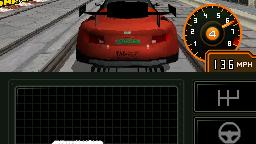 La version DS de Race Driver : GRID sur la ligne de départ