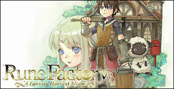 Rune Factory : A Fantasy Harvest Moon