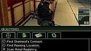 Splinter Cell avance sur Nintendo DS