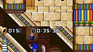 Sonic Rush sur le net