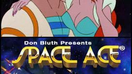 Space Ace sur DSiWare
