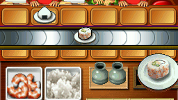 Sushi Go Round annoncé sur Wii et DS