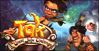 Tak : The Great Juju Challenge