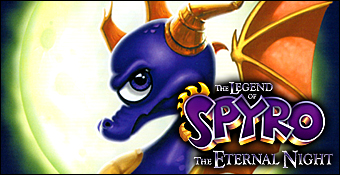 The Legend Of Spyro : The Eternal Night