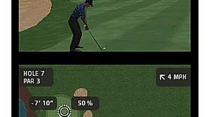 Tiger Woods PGA Tour 2005 sur Nintendo DS