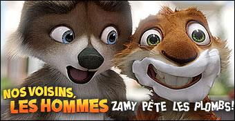 Nos Voisins Les Hommes : Zamy Pete Les Plombs