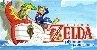 Test De The Legend Of Zelda Phantom Hourglass Sur Ds Par Jeuxvideo Com