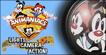 Animaniacs : Lights Camera Action !