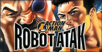 Action Man : Robot Attack