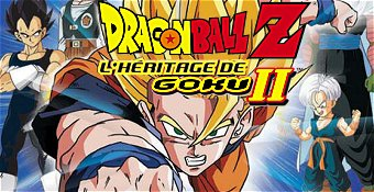 Dragon Ball Z : L'Heritage de Goku 2