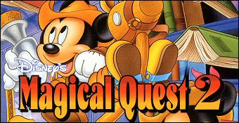 Disney's Magical Quest 2 : Starring Mickey & Minnie