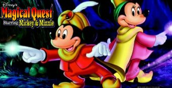 Disney's Magical Quest : Starring Mickey & Minnie
