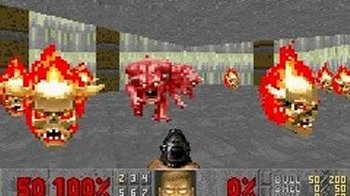 Doom 2 GBA