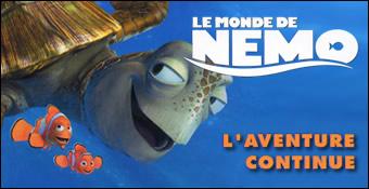 Le Monde De Nemo : L'Aventure Continue