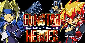 Gunstar Future Heroes