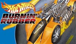 Hot Wheels Burnin Rubber
