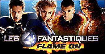 Les 4 Fantastiques : Flame On