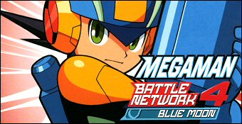 Megaman Battle Network 4 : Blue Moon