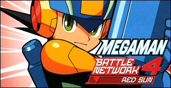 Megaman Battle Network 4 : Red Sun