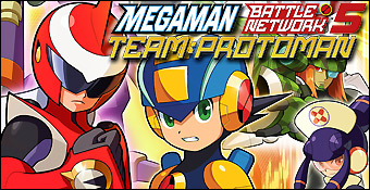 Megaman Battle Network 5 : Team Protoman