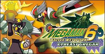 Megaman Battle Network 6 : Cybeast Gregar