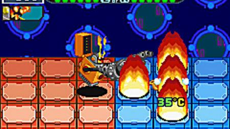 Images : Megaman Battle Network 6 : Falzar et Gregar