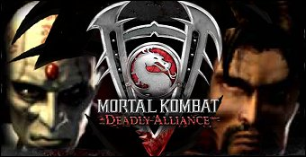 Test de Mortal Kombat : Deadly Alliance sur GBA par