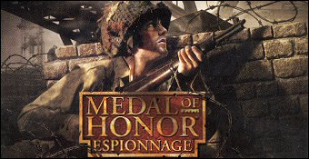 Medal Of Honor Espionnage