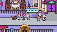 Brownie Brown (Mother 3) change de nom