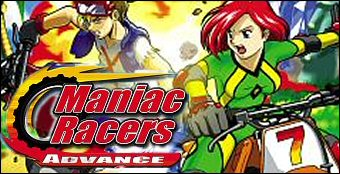 Maniac Racers Advance