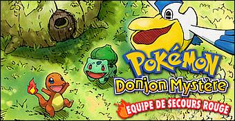 Pokemon Donjon Mystere : Equipe De Secours Rouge