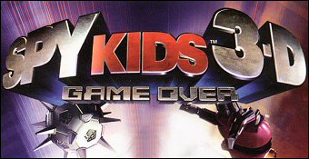 Spy Kids 3D : GameOver