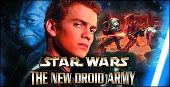 Star Wars : The New Droid Army