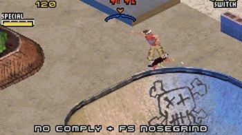 Tony Hawk's 3 GBA : Les images