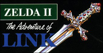Zelda 2 : The Adventure Of Link