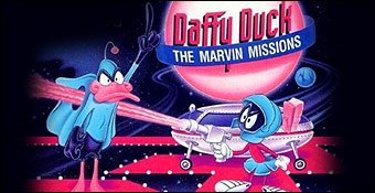 Daffy Duck : The Marvin Missions