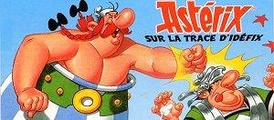 Asterix sur la trace d'Idéfix