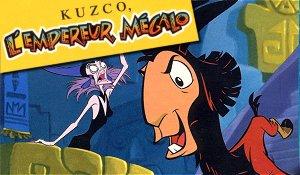 Kuzco : L'Empereur Megalo