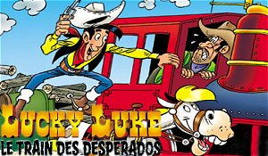 Lucky Luke : Le Train Des Desperados