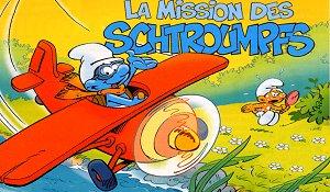 La Mission Des Schtroumpfs