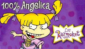 Les Razmoket : 100% Angelica