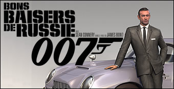 James Bond 007 : Bons Baisers De Russie