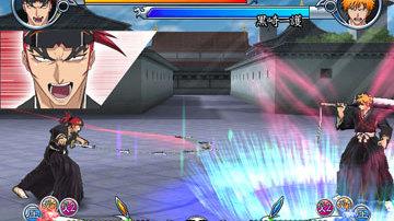 Bleach GameCube : le site officiel