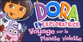 Dora L'Exploratrice : Voyage Sur La Planete Violette