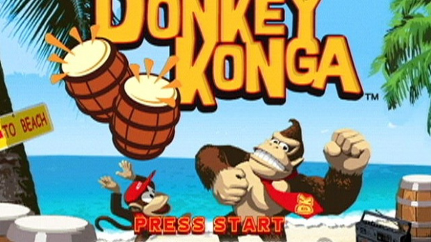 E3 : Donkey Konga