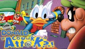 Donald Couak Attack
