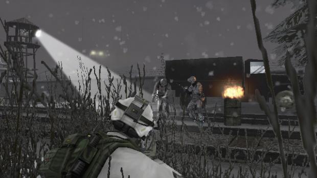 Des nouvelles de Ghost Recon 2 sur GC