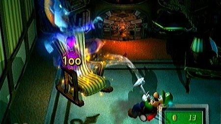 Oldies: Luigi's Mansion