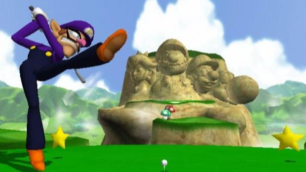 E3 : Du golf en 128 bits avec Mario