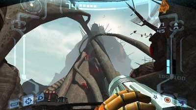 Metroid Prime 2 : Echoes sort de sa cachette